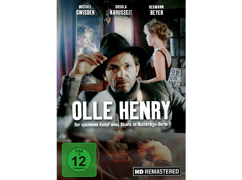 Olle Henry (HD-Remastered) [DVD]