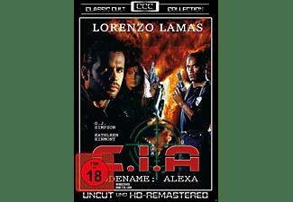 C.I.A. - Codename Alexa DVD