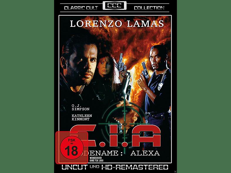 C.I.A. - Codename Alexa [DVD]