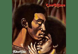 Alton Ellis - Love To Share  - (CD)