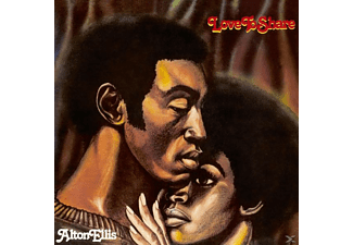 Alton Ellis - Love To Share - (Vinyl)