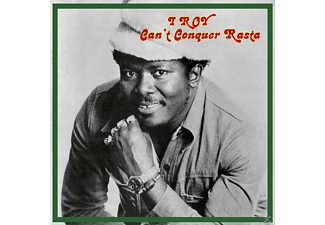 I-Roy - Can't Conquer Rasta  - (CD)