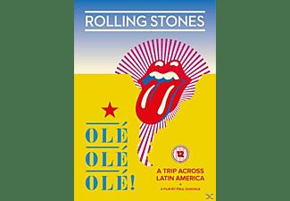 The Rolling Stones - Ole Ole Ole!-A Trip Across Latin America (DVD)  - (DVD)