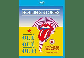 The Rolling Stones - Ole Ole Ole!-A Trip Across Latin America (BR)  - (Blu-ray)