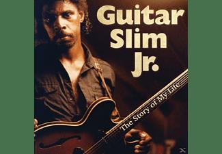Guitar Slim Jr. - STORY OF MY LIFE  - (CD)