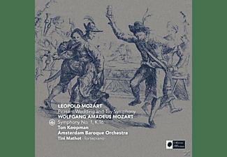 Ton & The Amsterdam Baroque Orchestra Koopman - Peasant Wedding & Toy Symphony  - (CD)