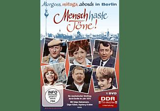 Mensch haste Töne! - Morgens, mittags, abends in Berlin DVD