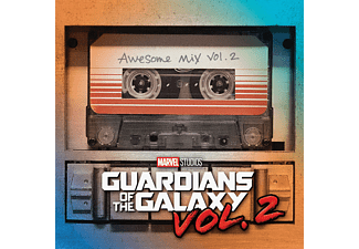 VARIOUS Guardians Of The Galaxy: Awesome Mix Vol.2 CD