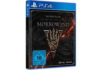 The Elder Scrolls Online: Morrowind - [PlayStation 4]