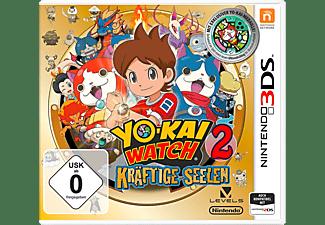 Yo-Kai Watch 2 - Kräftige Seelen (+ Medaille) - [Nintendo 3DS]