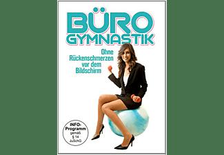 Bürogymnastik ohne Rückenschmerzen vor dem Bildschirm DVD