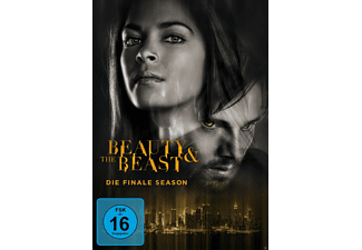 Beauty and the Beast - Staffel 4 DVD