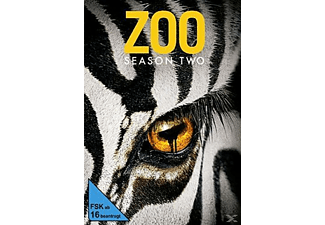 Zoo - Staffel 2 DVD