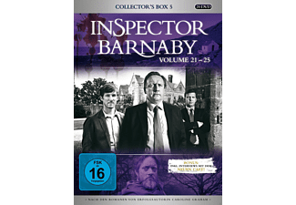 Inspector Barnaby-(21-25) - Collector's Box 5 DVD