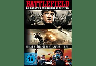 Battlefield - Die größten Schlachten im Spielfilm  DVD