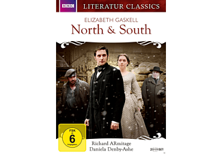 North & South (2004) - Elizabeth Gaskell DVD