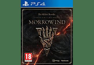 The Elder Scrolls Online: Morrowind - [PlayStation 4]