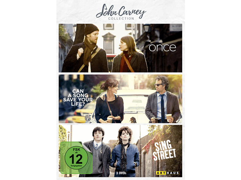 John Carney Collection [DVD]