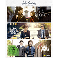 John Carney Collection Blu-ray