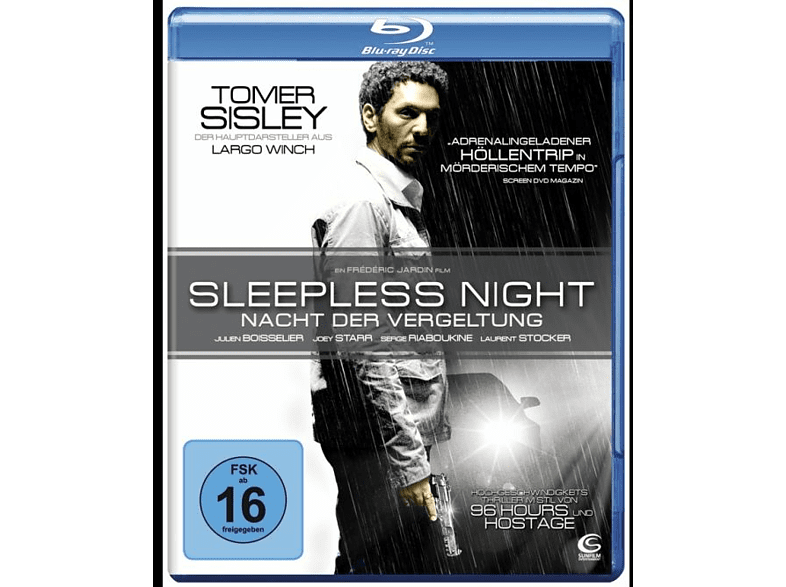 Sleepless Night [Blu-ray]
