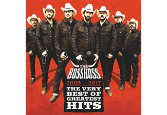 The BossHoss - The Very Best of Greatest Hits (2005 - 2017/Super Deluxe)  - (CD)