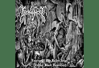 Demoncy - Empire of the Fallen Angel  - (CD)