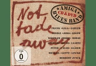 Amiga Blues Band - Not fade away  - (CD + DVD Video)