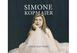 Simone Kopmajer - Good Old Times - (CD)