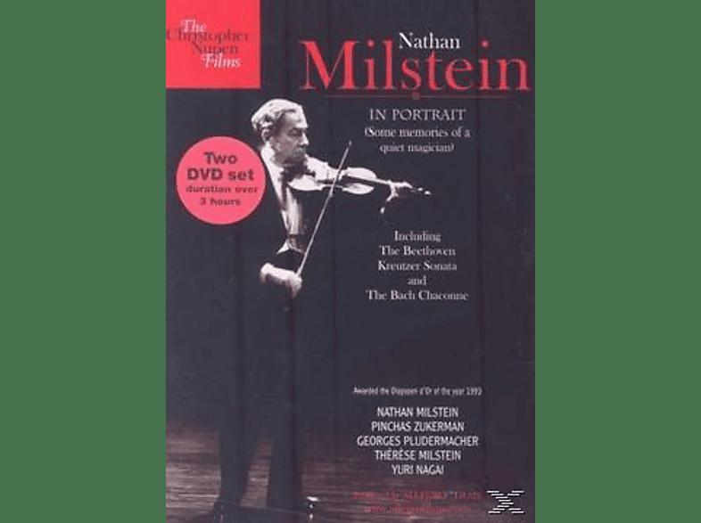- Nathan Milstein - In Portrait [DVD]