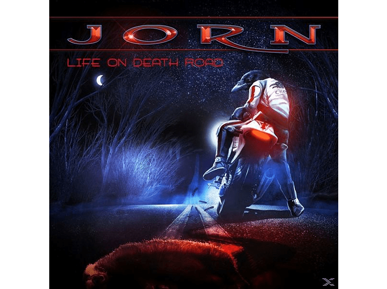 Jorn - Life On Death Road (Ltd.Gatefold/White Vinyl) [Vinyl]