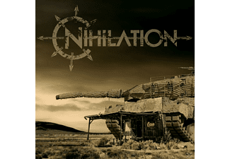 Nihilation - A Misanthrope's Guide To The Planet - (CD)
