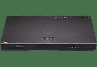 LG UP970 UHD Blu-ray Player Schwarz