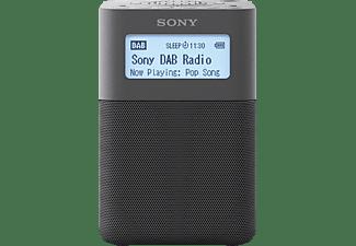 SONY XDR-V20D Radio, PLL-Synthesizer, FM, DAB+, DAB, Grau