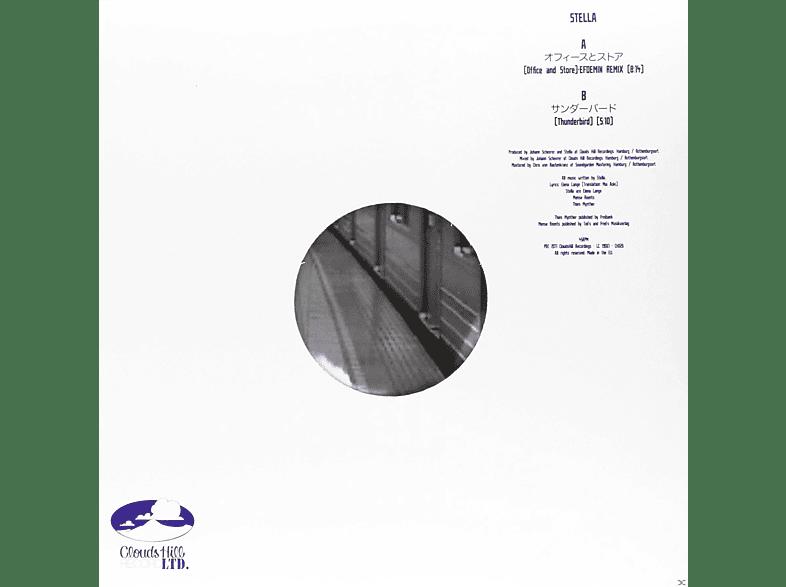 Stella - Office And Store EFDEMIN  Remix [Vinyl]