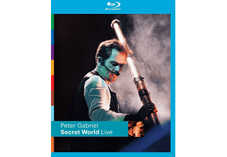 Peter Gabriel - Secret World Live  - (Blu-ray)