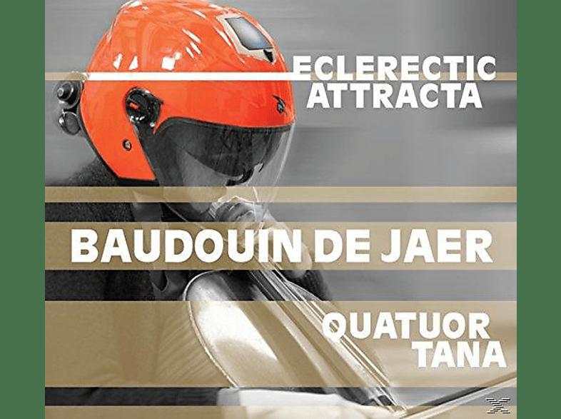 Baudouin De Jaer - Eclerectic Attracta [CD]
