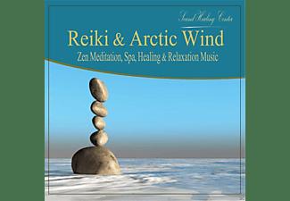 Sound Healing Center - Reiki & Arctic Wind:  - (CD)