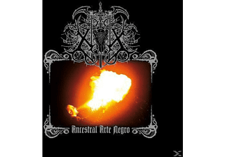 Nox - Ancestral Arte Negro  - (Vinyl)