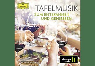 Diverse Klassik - Tafelmusik (Klassik-Radio-Serie)  - (CD)