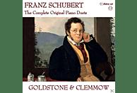Anthony Goldstone, Caroline Clemmow - Komplette original Pianoduette [CD]