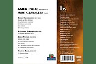 Asier Polo, Marta Zabaleta, VARIOUS - Werke für Cello und Klavier [CD]