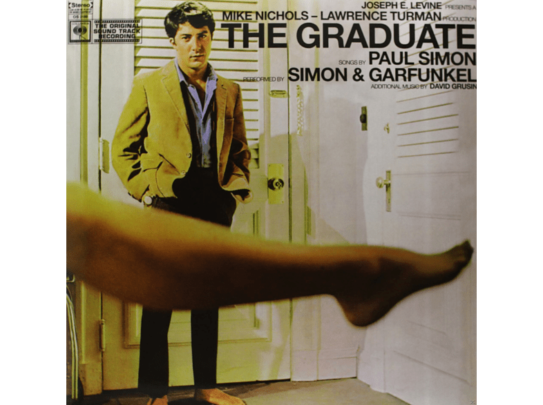 Simon & Garfunkel - THE GRADUATE OST [Vinyl]