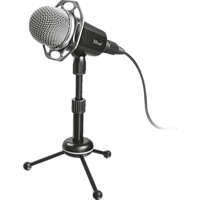 TRUST Radi All-Round Mikrofon, Schwarz