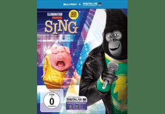 Sing (limitierte Steel-Edition) - (Blu-ray)