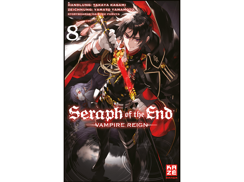 Seraph Of The End - Band 8