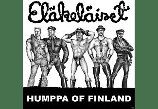 Eläkeläiset - Humppa Of Finland  - (CD)