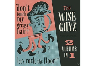 Wise Guyz - Don't Touch My Greasy Hair/Let's Rock The Floor!  - (CD)
