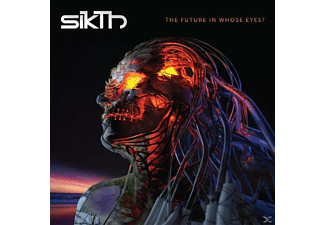 Sikth - The Future In Whose Eyes? (Limited LP-Orange) - (Vinyl)