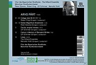 Münchner Rundfunkorchester, Chor Des Bayerischen Rundfunks - Arvo Pärt Live [CD]