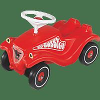 BIG Big Bobby Car Classic mit Flüsterrädern Bobby-Car, Rot